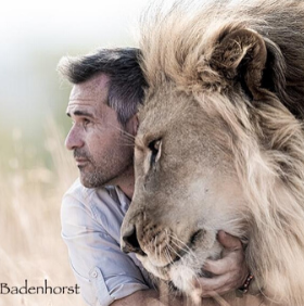 "Kevin ""Lion Whisperer"" Richardson"